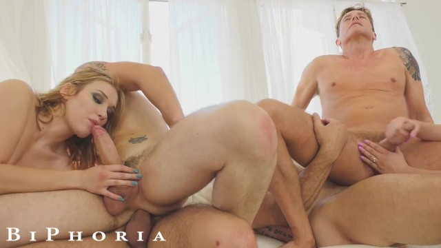 Robert michael nude Biphoria - bisexual couple turns party into wild orgy