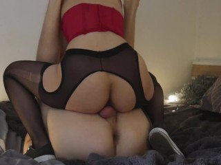 Passionate Amateur Femdom Sex and Facesitting.Mary Cherry