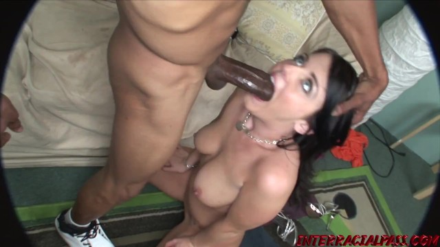 Daddy's gonna HATE his Sophie Dee Suckin' on BBC