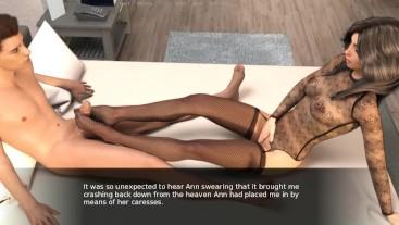 TOML: Feet Job, Intense Female Orgasm and a Nasty Facial-Ep 10