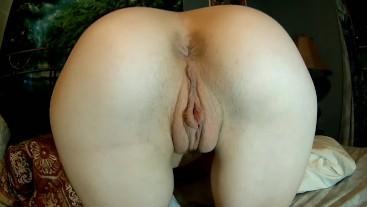Beautiful Teen pawg teases amazing ass pt2