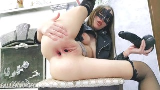 ANAL FUCK WITH BBC AND ANAL GAPE
