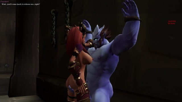 Warcraft 3 hentai World warcraft porn. alexstrasza was captured in the hands of a gnome