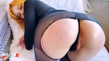 Horny Babe Blowjob Dick and Hardcore Sex - Cumshot POV