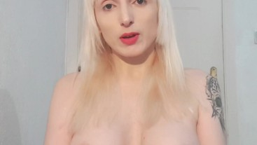 Femdom: Goddess laughs at your cock SPH POV!