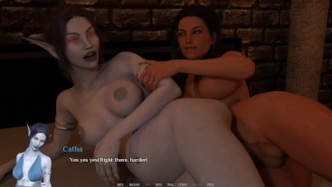 Futa Underworld: Futa Fucks Pregnant Girl-Ep 1