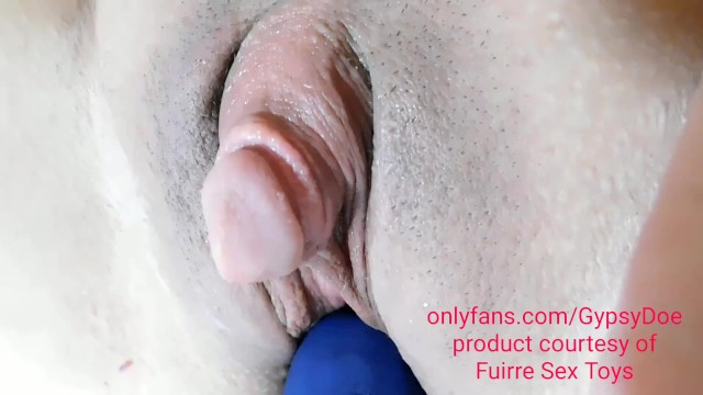 Giant clit picture Fuirre fun on my huge clit and in my tight pussy