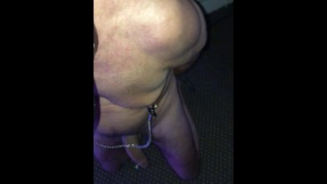 Sub restrained facefucked by me and mates, till we got bored.