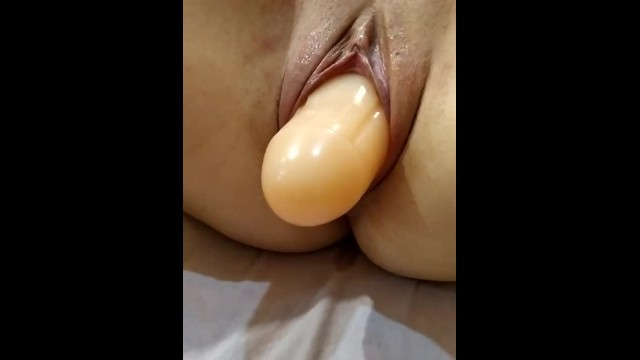 Breast enlargement exersises Kegels exersise with small toy