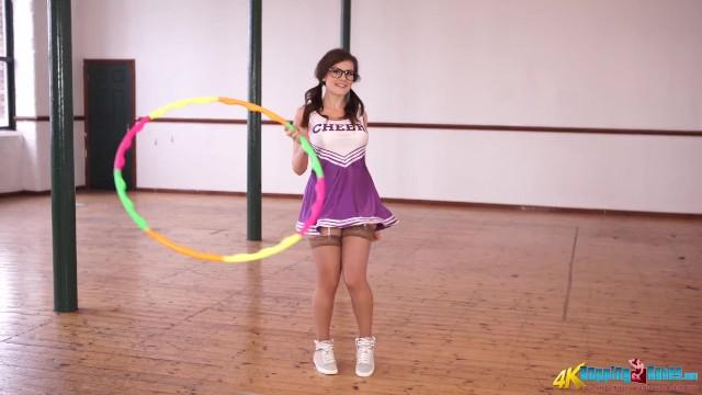 Brattleboro nude hula hoops Charlie rose naked hula hoop