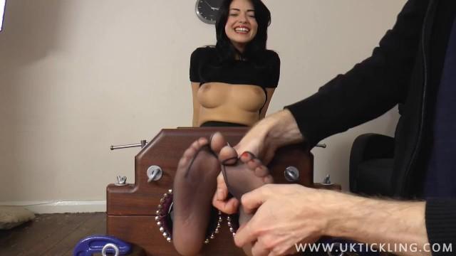 Bdsm clubs uk Ava dalush tickled in leggings