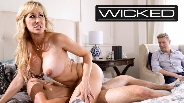Mature cunt pictures Wicked - brandi loves husband watches her fuck other man