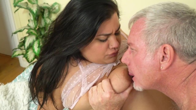 Naked skinny old women Horny old man fucks hard his step daughter and gets her pregnant
