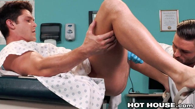 Gay medical rectum exam Hothouse - doctor gives devin franco a prostate exam