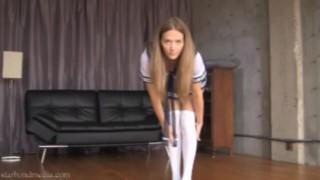 포르노를 관 - 무릎 양말 다리 애타게-스타 나인 다리 페티쉬 트레일러