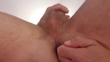 I cum after fucking my ass