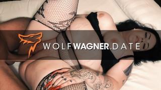 弯曲的AnastasiaXXX渴望暨! WOLF WAGNER wolfwagnerdate
