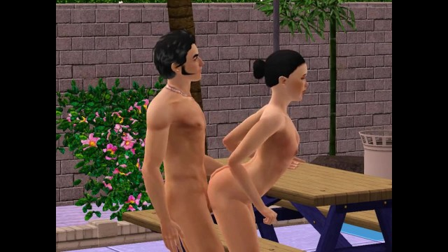 Sims 2 same sex marriage Girl does not like hard only soft anal porno game 3d