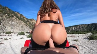 SinsLife – Naked Donuts & Fucking on an ATV!