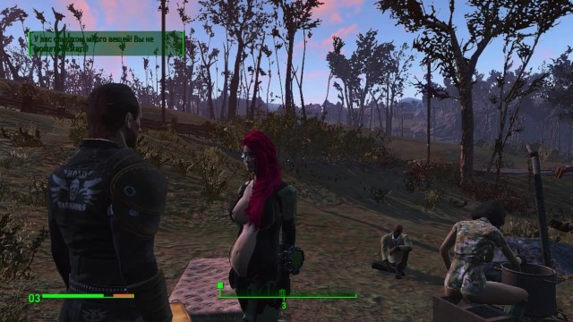 User submitted natural pregnant nude Pregnant prostitute. works with travelers fallout 4 nude mod