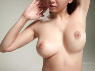 Alisa's Nude Exercise