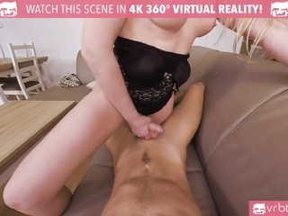 VRB TRANS Wild Angelina Torres Takes You For A TS Juicy Experience
