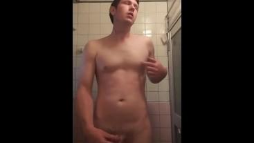 Quick Orgasm, masturbation and nipple play.