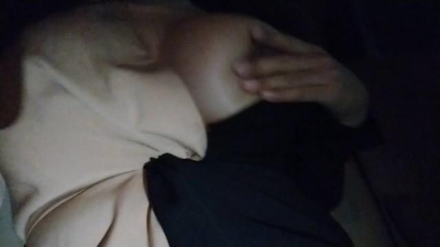 Sexy lesbos grabbing ass Thai girl big boobs - เรยก grab car แลวชวยตวเอง