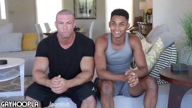 Sexy gay men fucking com Black on black love hottest black college guys fuck