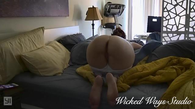 Scurity cameras catch sex Milf caught getting her ass fucked on security camera katja security cam 2