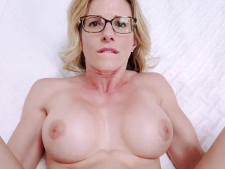 Lockdown Step Mom Needs Anal Sex – Cory Chase