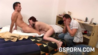 Czech cuckold for money or pleasure