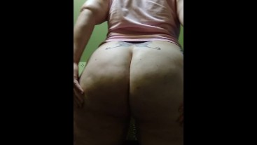 51 Inch Phat Ass In Your Face!