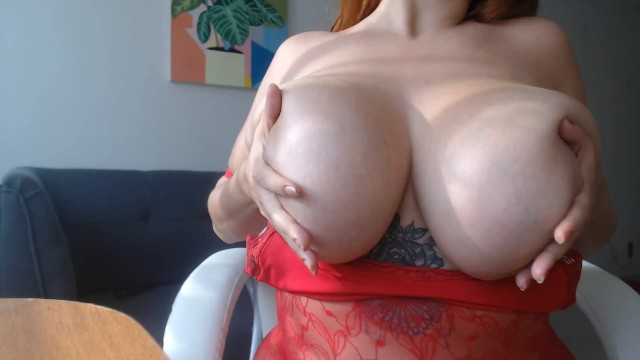 Natural busty young babes Gorgeous latina shows off huge natural tits