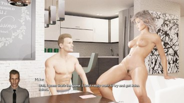 Cuckold Couple: Playing Strip Poker With My Wife And Our Friend-Ep 27