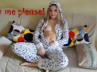 Fucking Pajamas - Hardcore With Cute Babe 4K