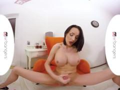 VRB TRANS Hottest TS Pornstar Kimber Lee Wants Hard Fucking VR Porn