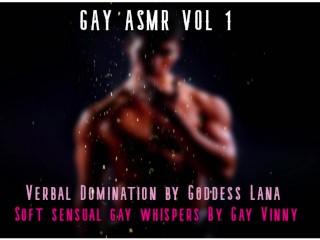 GAY ASMR VOL 1