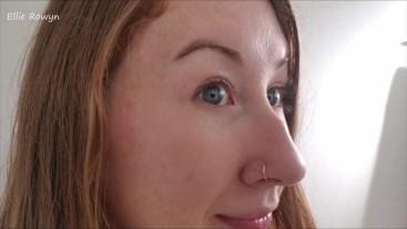 Ellie Rowyn: Nose Picking