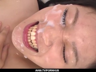 Inexperienced Yumi Tanaka tries several dicks in the sa – More at 69avs com