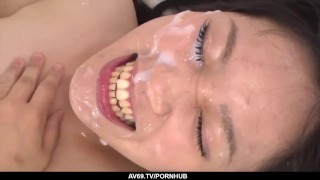 Inexperienced Yumi Tanaka tries several dicks in the sa - More at 69avs com