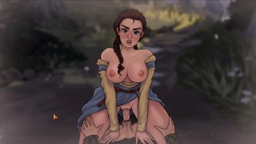 Game of Moans Whispers From The Wall - Part 1 Aria And Bran Stark