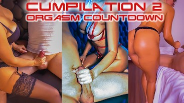 Cumpilation May Vol 2 : Countdowns to Ruined Cumshots