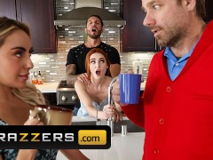 Brazzers - Redhead beautifull babe Lacy Lenon get her pussy pounded