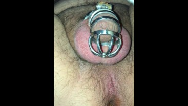 Tattooed lad - cuffed, facefucked, hard play with this sub.