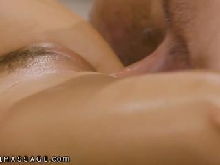 NuruMassage Gianna Dior Convinces Her Friends To Have A Threesome Massage