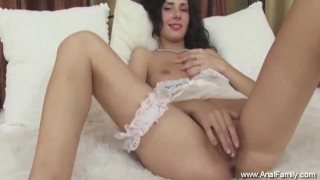 Christina Is A Horny Anal Step- Sister