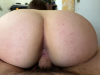HOMEMADE POV BIG ASS TEEN PREVIEW! *HOT ASS* - MrandMsJones