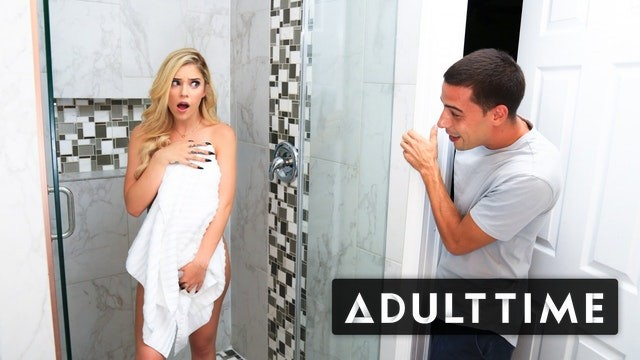My mother gives me blowjobs Caught fapping - my step-bro walked in on me in the shower