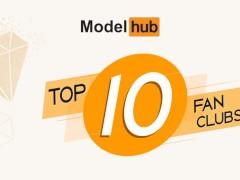 Pornhub Model Program Top Fan Clubs of April 2020